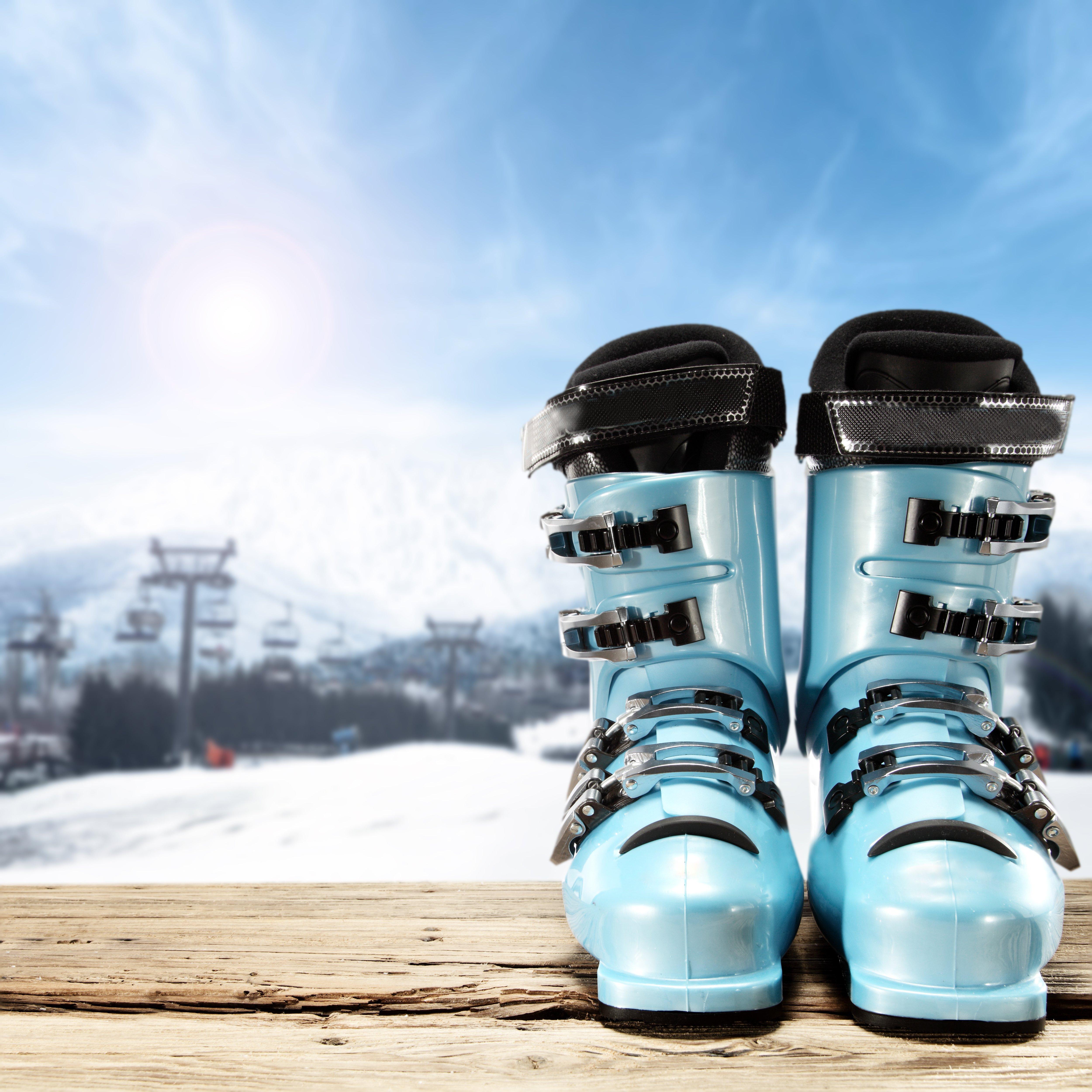 <b>Et proporcionem el material d'esquí!</b>