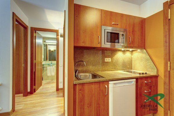 Apartament  standard  2 habitacions 2/4 px
