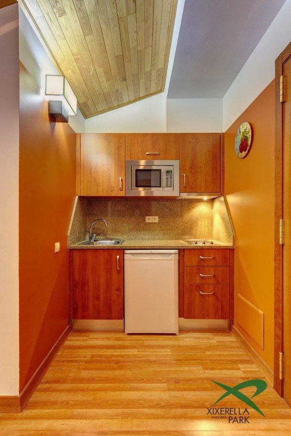Àtic resort  2 habitacions 4/6 px