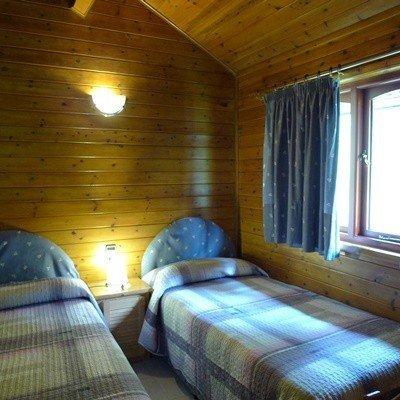 Bungalow per a 5 persones 2 habitacions